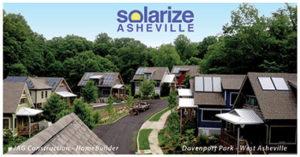 Sundance wins bid for Asheville Solarize program