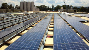 Sundance installs 600kW system at new Sierra Nevada Brewing facility in Mills River, NC 2014