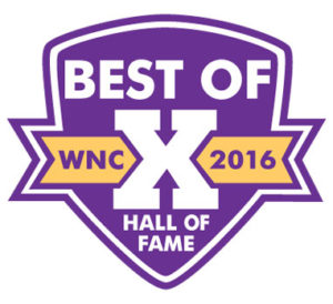Sundance enters the Hall of Fame for Mountain Xpress 'Best of WNC'  readers' poll