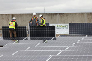 Sundance installs solar electric systems for Catholic dioceses of Charlotte
