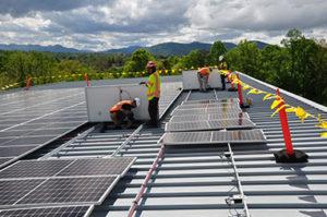 Sundance installs 300kW solar electric system at Isaac Dickson Elementary School