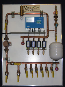 Sundance introduces The VersaCor, a standardized system for hydronic heating.